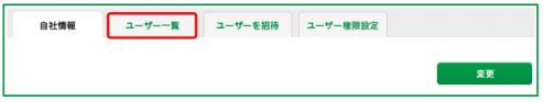 自社情報画面